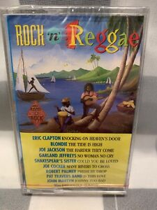 The Roots of Rock: Rock 'n' Reggae by Various Artists (Cassette, Mar-1996) NEW