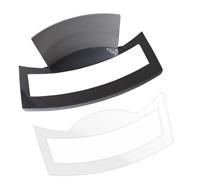 3 x Schutzfolie für Jura E8 Modell 2020 (EB) - Tassenablage  Tassenplattform