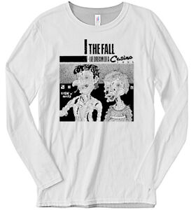 THE FALL 'Lie Dream Casino Soul' T-shirt/Long Sleeve, gang of four wire smiths