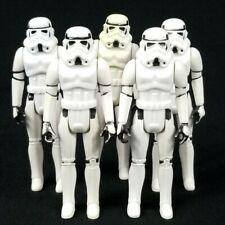 Vintage Star Wars Stormtrooper Action Figure Lot 1977 Kenner