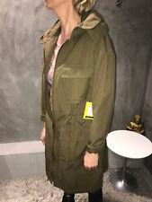 Blonde No.8 Parka UVP:299,-€ SALE GASSIN Khaki Military Look Trenchcoat NEU Gr36