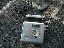 SONY MZ NHF800 - HiMD Minidisc Walkman - Radio Remote Control - Please Read