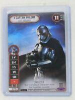 STAR WARS Destiny Captain Phasma Collectible Alt Art Promo Trading Card #11
