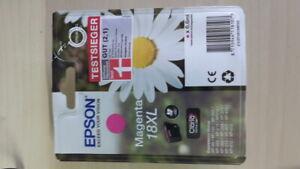 Tintenpatrone Epson 18 XL 18XL Magenta