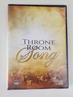 Throne Room Song CD & DVD Nail It To The Cross, Go To The Well & More New/Sealed
