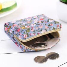Korean Cute Girls Card Key Mini Purse Pouch Bag Small Zipper Coin Holder Wallet
