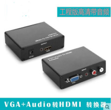 VGA + Audio to HDMI converter video adapter RM 99.00