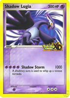 Pokemon E3 Nintendo OVERSIZED/JUMBO Shadow Lugia Promo Card w/ Top Loader