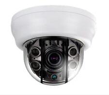 TDR-2544V HD-TVI 1080p IR Dome Camera w/ 4 COB IR, 2.8~12mm VF Lens, Dual Power