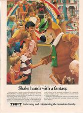 Yogi Bear & Hanna-Barbera characters 1977 Ad- Taft Broadcasting/shake hands