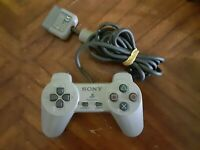 Official Sony PlayStation 1 PS1 Controller! ~ Works Great! Authentic! Fast Ship!