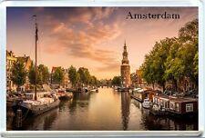 AMSTERDAM FRIDGE MAGNET-2