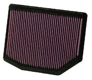 K&N Hi-Flow Performance Air Filter 33-2372 fits BMW X Series X3 2.5si (E83) 1...