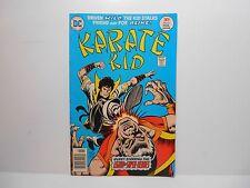 KARATE KID Vol.1 #6 1/77 DC 6.5 FN+ Uncertified (Spin-off of Legion 0.S.Heroes)