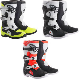 Alpinestars Tech 3S Youth Offroad Dirtbike Motocross Boots - Pick Color and Size