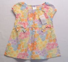 "NWT Gymboree ""Butterfly Blossoms"" Bows & Floral Top, 4T"