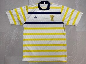 VTG RARE Umbro Scotland 1988-91 Away Football Shirt Jersey Kit! Size Large!