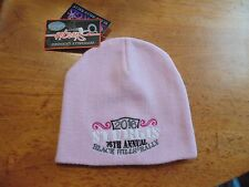 Sturgis rally 2016 PINK beanie knit winter hat motorcycle souvenir biker NEW