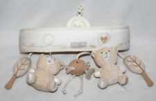 Summer Infant Crib Mobile Musical Baby Infant Nursery Forest Friends Bears Bird
