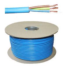 2.5mm 3183AG 3Core Arctic Blue Cable Quantity 50mtrs