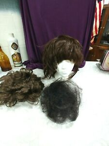 WOMENS HUMAN HAIR SHAKE-N-GO AND ESTETICA R8 100% MODACRYLIC ONE SIZE FITSS ALL