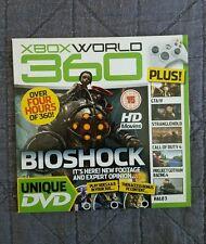 XBOX 360 WORLD - DVD- VIDS, MOVIES, PC - BIOSHOCK, GTA IV, STRANGLEHOLD