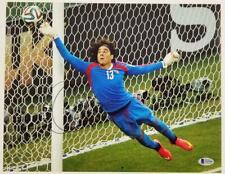98c85459cdc GUILLERMO OCHOA Signed 11x14 Photo Team Mexico Star Autograph B~ Beckett  BAS COA