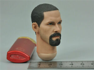 "1//6 Scale CrazyDummy CD 78002 75 Ranger Jushi Johnson Toys Head Sculpt 12/""Hottoy"