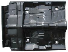 68-72 A Body 1pc. Full Floor Pan w/ Under Rear Seat Brackets Braces Supports AMD