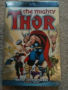 Marvel Epic Collection THOR: WAR OF THE PANTHEONS ~MARVEL TPB