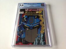 Transformers Generation 2 1 Cgc 9.8 White Pgs Collectors Ed Variant Marvel Comic