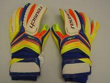 NEW Reusch Soccer Goalie Gloves Serathor Deluxe G2 3770975S SZ 9 SAMPLES