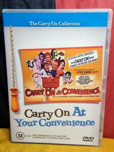 Carry On At Your Convenience [1971] (DVD, R4, 2005)