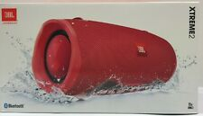 Jbl Xtreme 2 Portable Bluetooth Waterproof Speaker, Red *Xtreme2Red