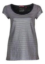 Gestreifte s.Oliver Damenblusen, - tops & -shirts aus Baumwolle