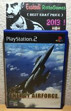 Energy Airforce ( Taito ) - Playstation 2 (PS2) - Completo  - PAL ESP