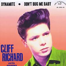 CLIFF RICHARD - DYNAMITE / DON'T BUG ME BABY - KILLER ALTERNATE WILD VERSION