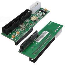 """Nuevo 2.5""""/3.5"""" unidad 40 Pin Serial ATA SATA a PATA IDE tarjeta adaptador convertidor Reino Unido"""