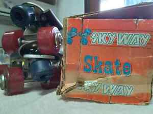 Skyway Roller skate 1980s vintage rare original collection bmx old school nos