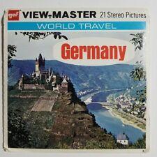 Viewmaster GERMANY World Travel B193 - 3 Reel Set