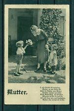 Allemagne - Germany 1937 - Michel n.515 - Carte postale Fête des mères