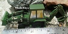 Oxford Military 1/76 JCB 3CX Backhoe Loader British Army, 1980s 76JCX002