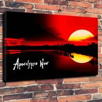 """Apocalypse Now Movie Printed Box Canvas Picture A1.30""""x20""""~Deep 30mm Frame"""