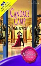 Indiscreet (Super Historical Romance) By Candace Camp