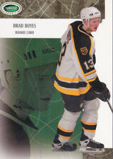 03-04 Parkhurst Rookie Brad Boyes /500 RC Boston Bruins 2003