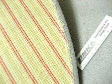 6619 DURA AIR runder Teppich 90 cm Kettelteppich rund hell grau Kräuselvelours
