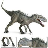 "Large 13"" Dinosaur Tyrannosaurus Rex Toy Puppet Kids Play Jurassic World Figures"