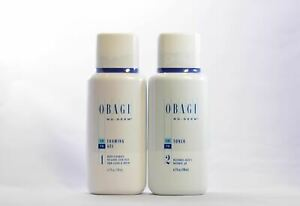 Obagi Cleanse & Tone OILY - Foaming Gel & Toner Duo System