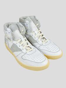 Rhude Rhecess Hi Grey & White Size US 11 EU 44