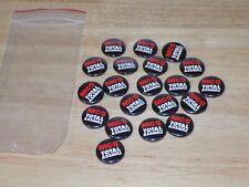 20 Pack Mc5 Total Assault Button-Pins